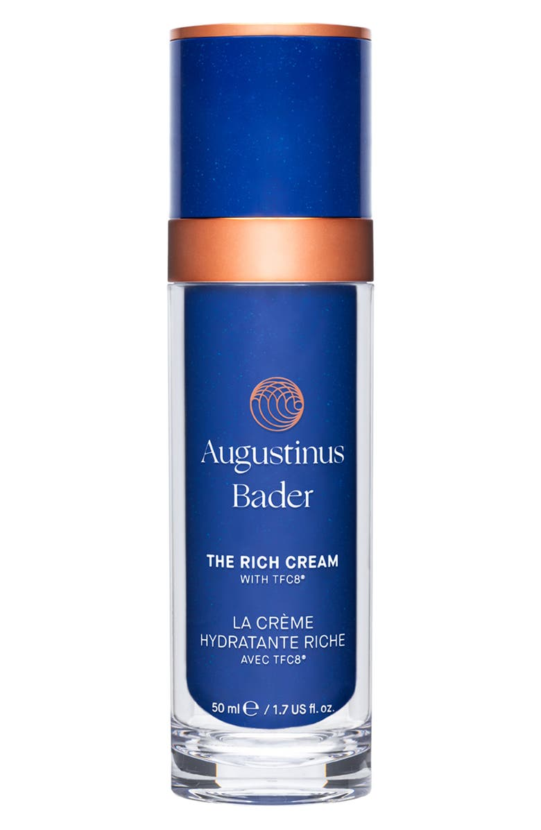 AUGUSTINUS BADER The Rich Cream Face Moisturizer, Main, color, NO COLOR