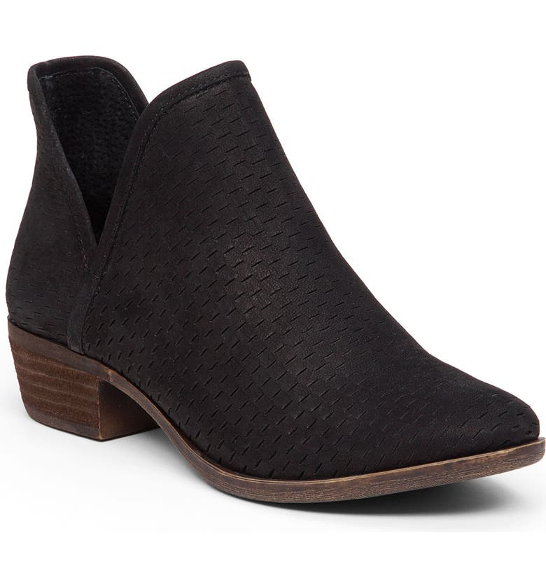 LUCKY BRAND Baley Bootie, Main, color, 001