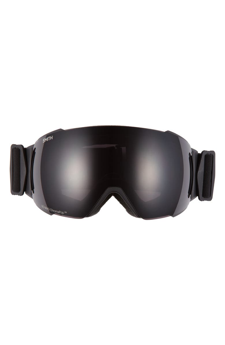 SMITH I/O MAG<sup>™</sup> Snow Goggles, Main, color, BLACK/ EVERYDAY RED MIRROR