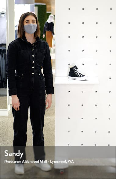 Chuck Taylor<sup>®</sup> All Star<sup>®</sup> High Top Sneaker, sales video thumbnail