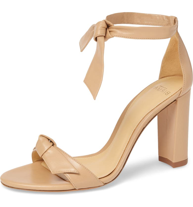 ALEXANDRE BIRMAN Clarita Knotted Sandal, Main, color, 250