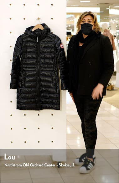 Cypress Packable Hooded 750-Fill-Power Down Puffer Coat, sales video thumbnail