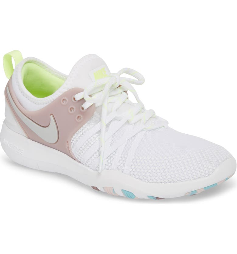 NIKE Free TR 7 Training Shoe, Main, color, 102