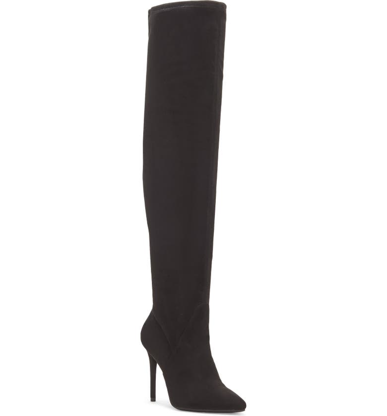 JESSICA SIMPSON Laken Over the Knee Boot, Main, color, 002