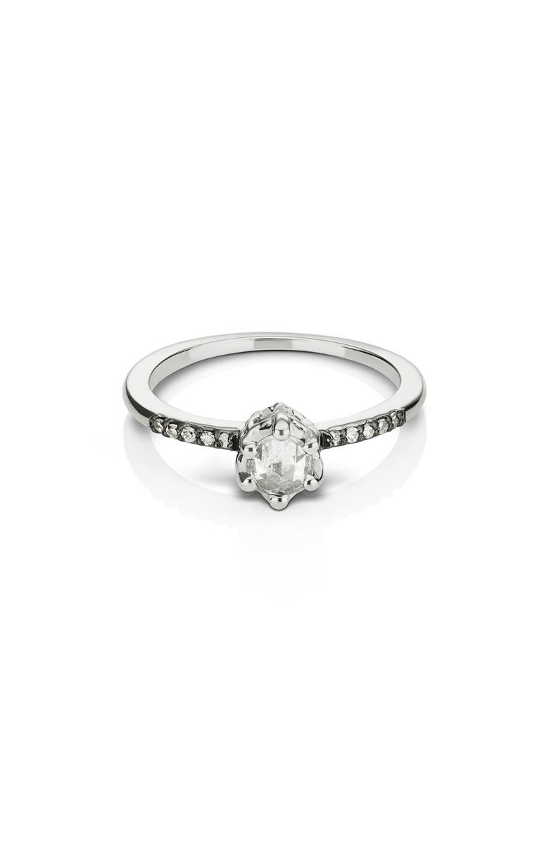 MANIAMANIA Entity Diamond Solitaire Ring, Main, color, 711