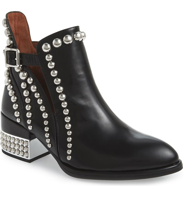 JEFFREY CAMPBELL Rylance Bootie, Main, color, 001