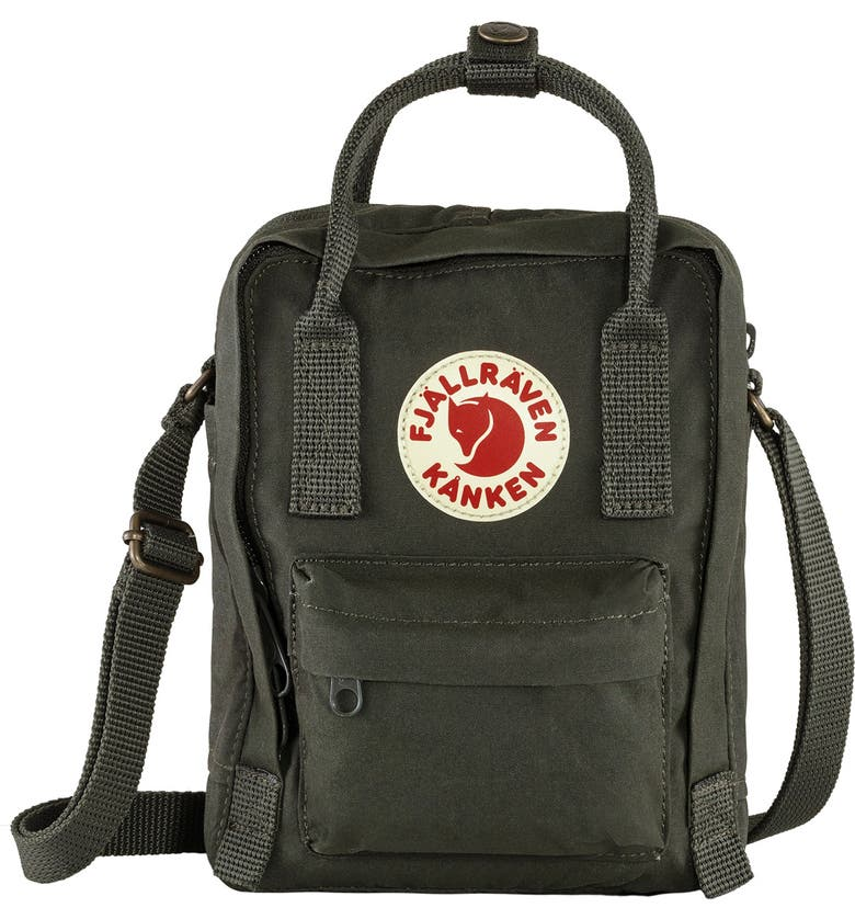 FJÄLLRÄVEN Kånken Sling Shoulder Bag, Main, color, DEEP FOREST