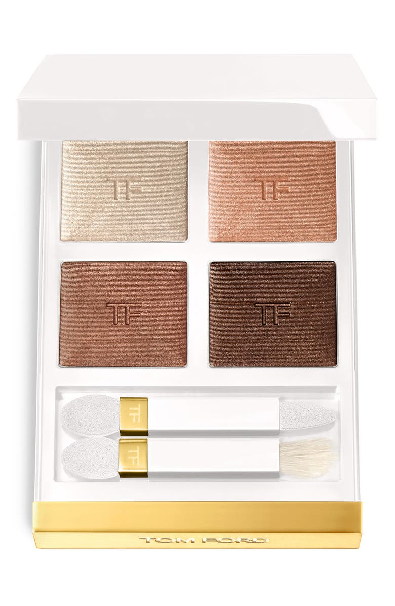 TOM FORD Soleil Eye Color Quad, Main, color, 04 FIRST FROST