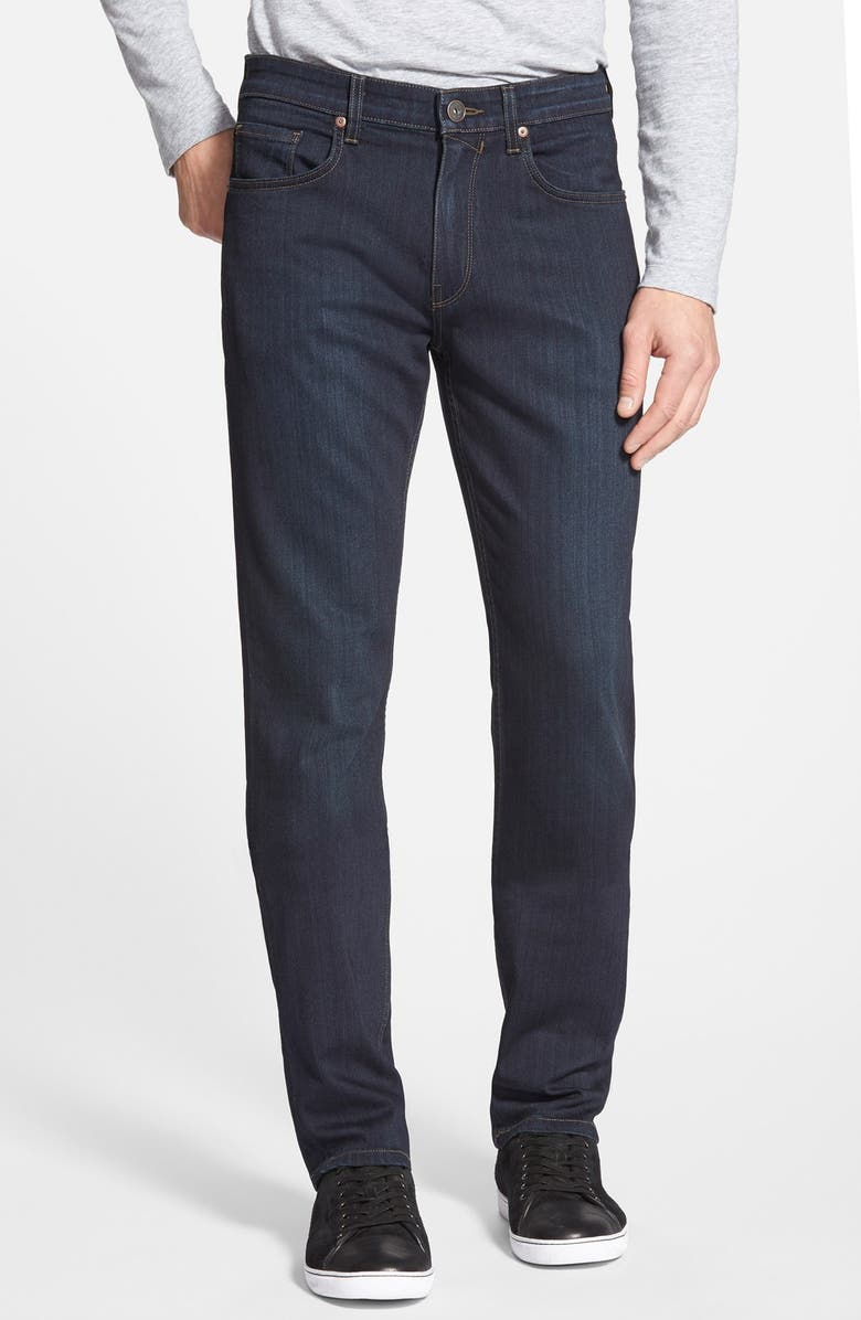 PAIGE Federal Slim Straight Leg Jeans, Main, color, CELLAR/ CELLAR