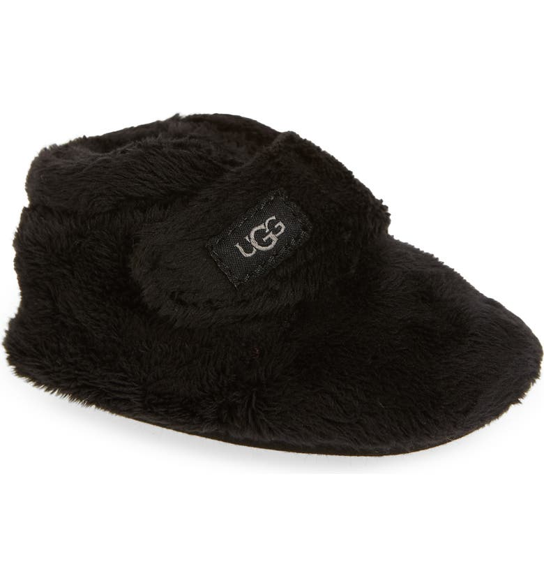 UGG<SUP>®</SUP> Bixbee Bootie, Main, color, BLACK