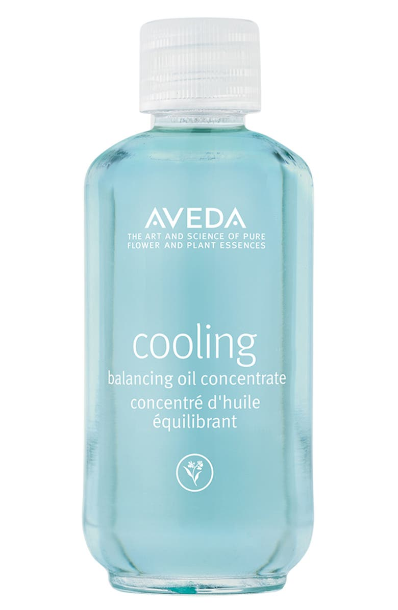 AVEDA Cooling Balancing Oil Concentrate, Main, color, No Color