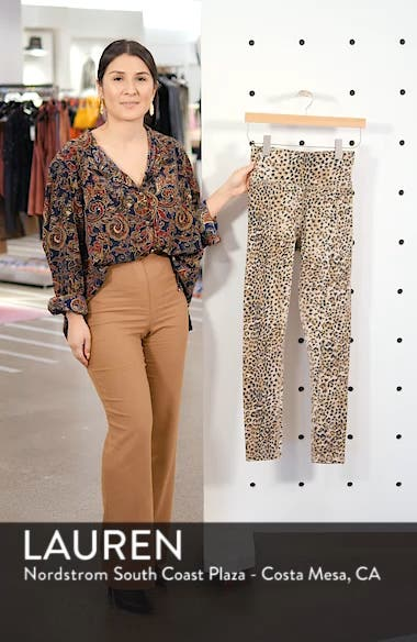 Leopard Leggings, sales video thumbnail