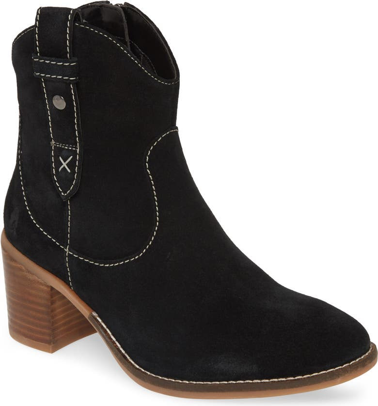 HUSH PUPPIES<SUP>®</SUP> Hannah Bootie, Main, color, 001