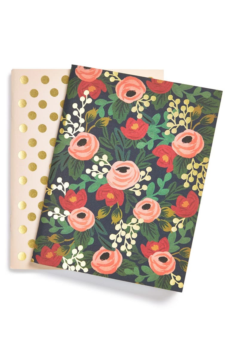 RIFLE PAPER CO. Pocket Notebooks, Main, color, 960