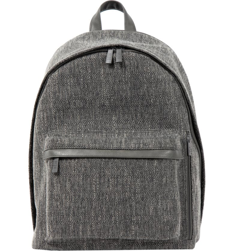 BÉIS The Small Backpack, Main, color, CHARCOAL
