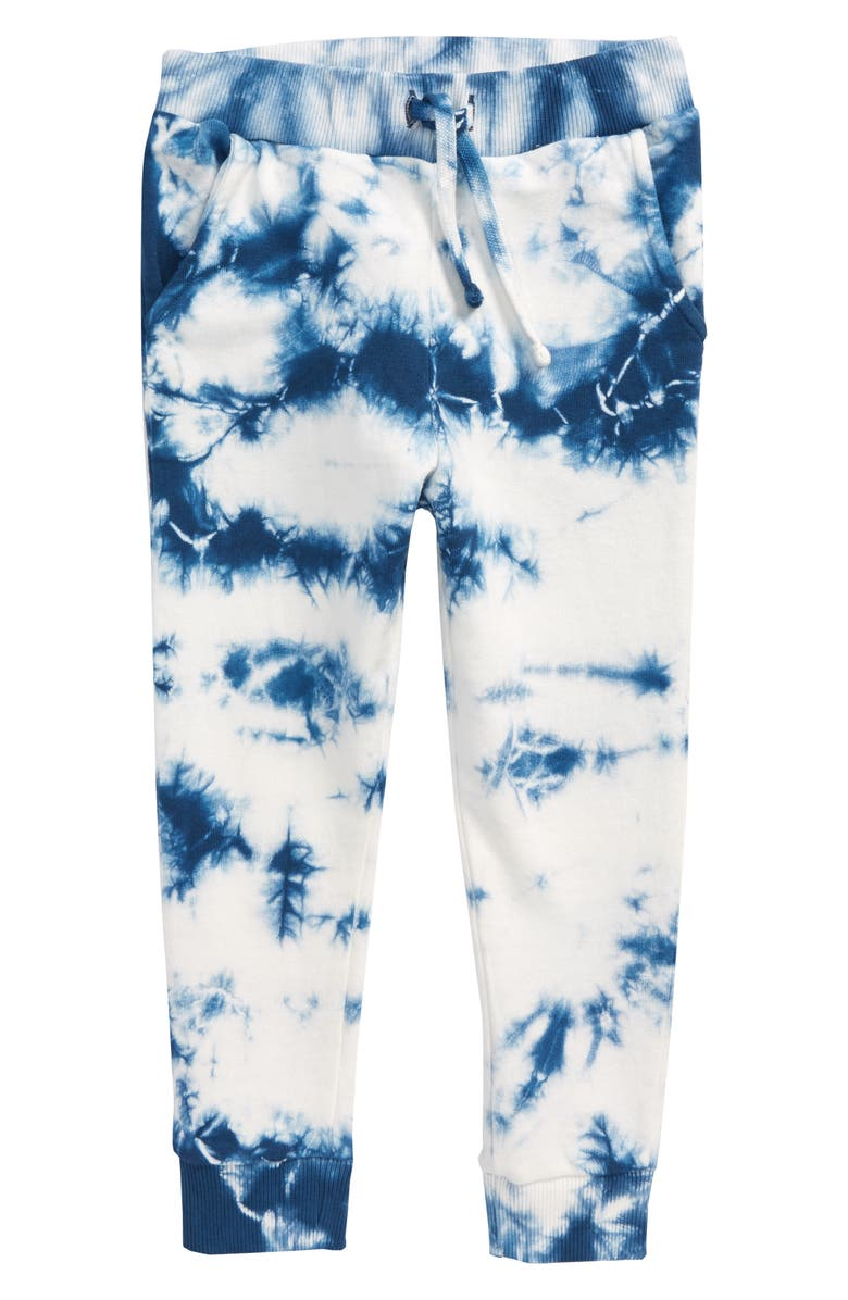THE NEW Kids' Tabi Tie Dye Joggers, Main, color, 410