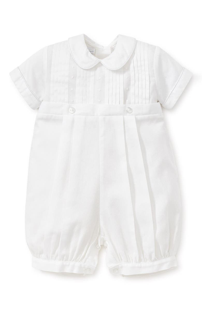 KISSY KISSY Alexander Collared Romper, Main, color, 100