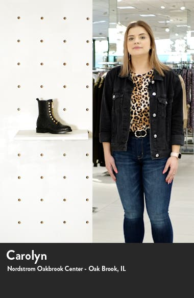 Tonette Studded Zip Boot, sales video thumbnail