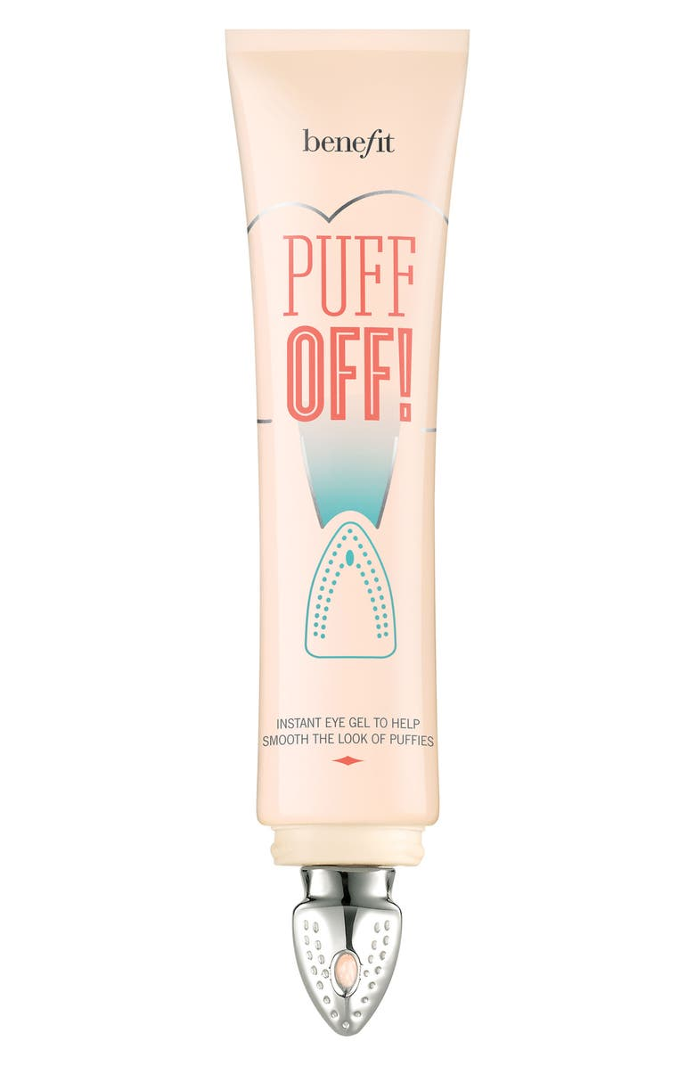 BENEFIT COSMETICS Benefit Puff Off! Under Eye Gel, Main, color, 000