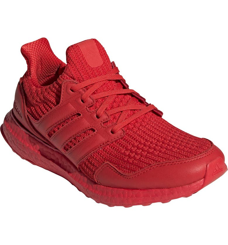 ADIDAS Ultraboost DNA Sneaker, Main, color, LUSH RED/LUSH RED
