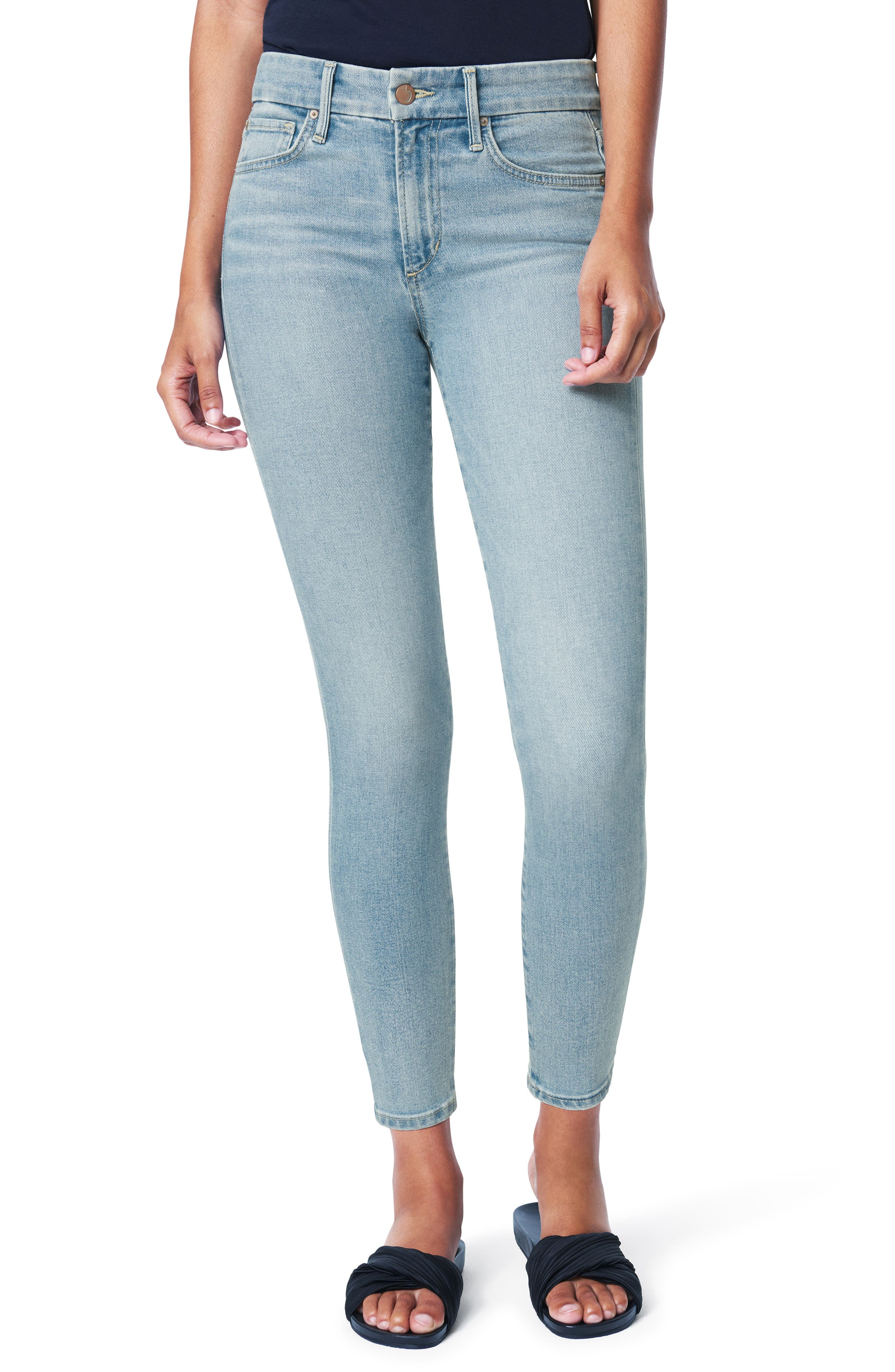 Joes Jeans Womens The Icon Crop