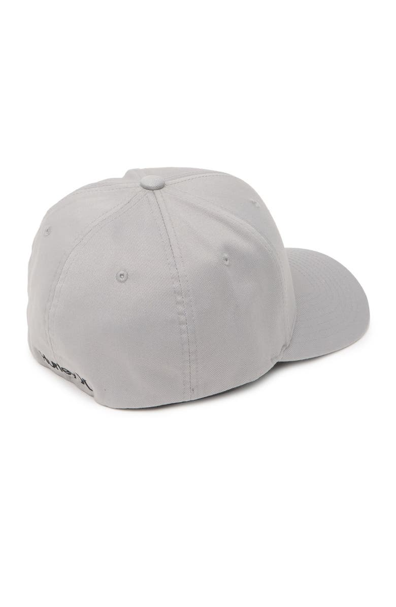 HURLEY One and Only Baseball Cap, Main, color, COOL GREY