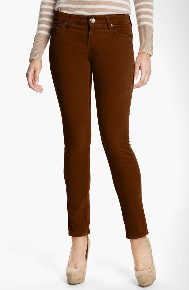 KUT FROM THE KLOTH Diana Stretch Corduroy Skinny Pants, Main, color, 202