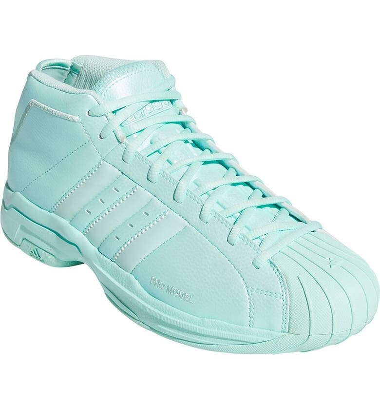 ADIDAS Pro Model 2G Sneaker, Main, color, CLEAR MINT