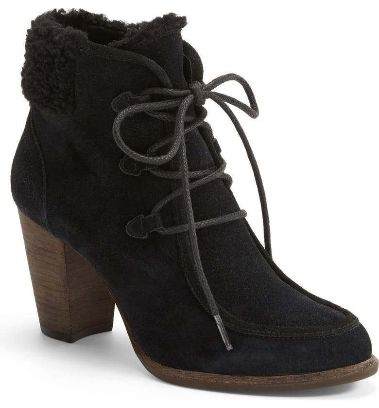UGG<SUP>®</SUP> Australia 'Analise' Hiker Bootie, Main, color, 001