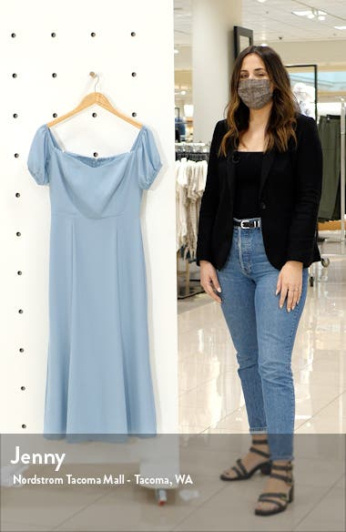 The Ensley Off the Shoulder Dress, sales video thumbnail