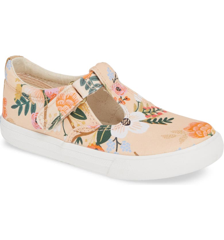 KEDS<SUP>®</SUP> x Rifle Paper Co. Daphne Mommy and Me Champion<sup>®</sup> Sneaker, Main, color, 650