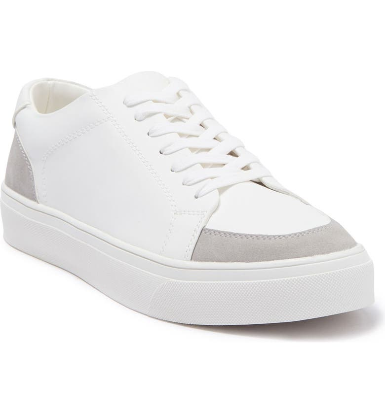 ABOUND Felix Lace-Up Sneaker, Main, color, WHITE