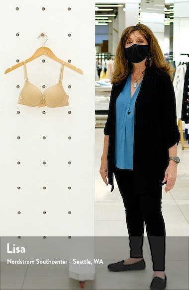 The Boost Underwire Push-Up Bra, sales video thumbnail