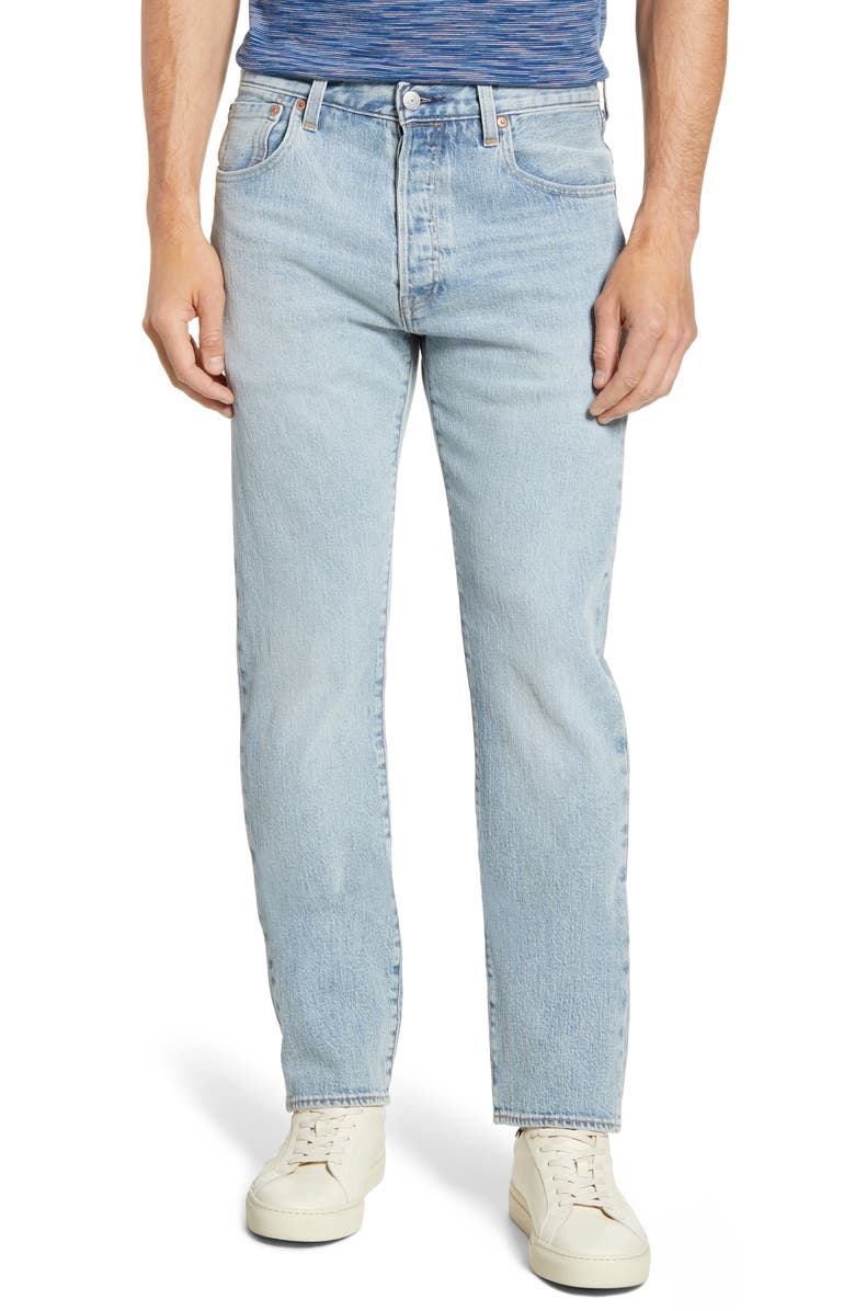 LEVI'S<SUP>®</SUP> 501<sup>®</sup> '93 Straight Leg Jeans, Main, color, THISTLE SUBTLE