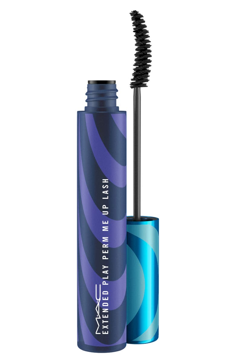MAC COSMETICS MAC Extended Play Perm Me Up Lash Mascara, Main, color, PERM BLACK