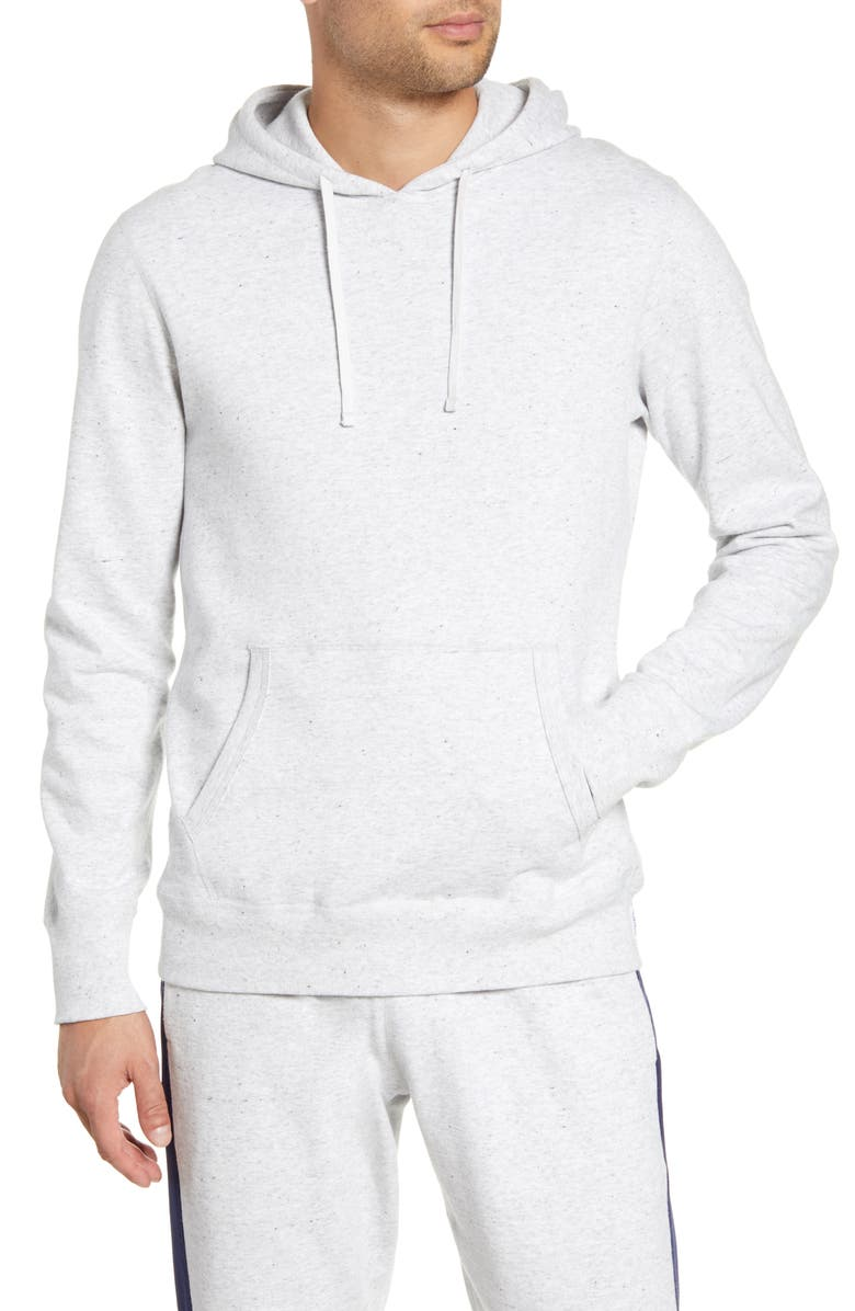 REIGNING CHAMP Solid Hooded Sweatshirt, Main, color, 271