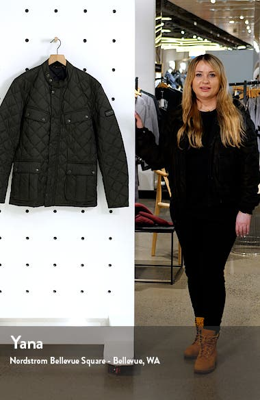 Ariel Quilted Jacket, sales video thumbnail