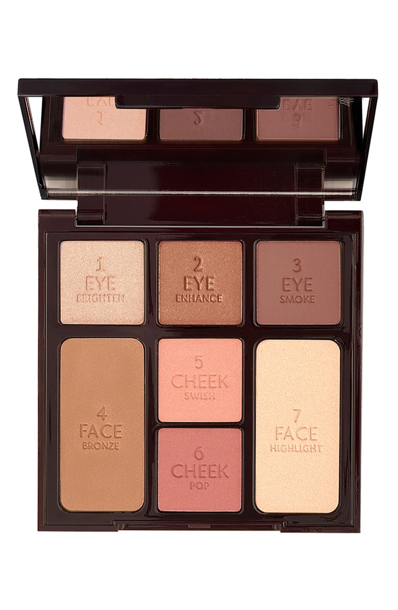 CHARLOTTE TILBURY Stoned Rose Look in a Palette, Main, color, NO COLOR