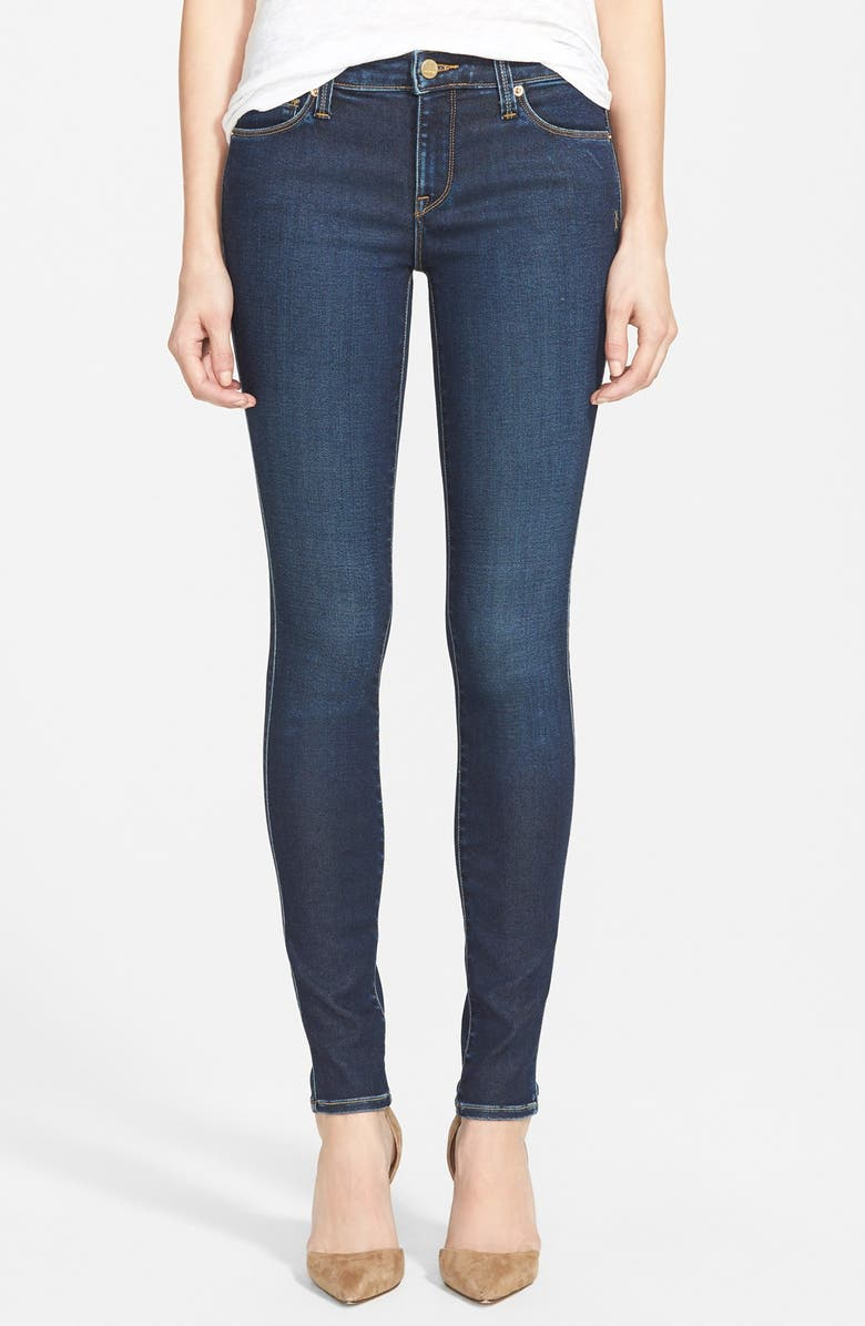 GENETIC 'Shya' Skinny Jeans, Main, color, 408