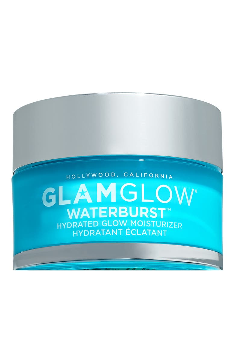 GLAMGLOW<SUP>®</SUP> WATERBURST<sup>™</sup> Hydrated Glow Moisturizer, Main, color, NO COLOR