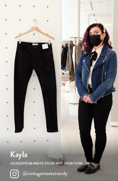 Spray On Skinny Fit Jeans, sales video thumbnail