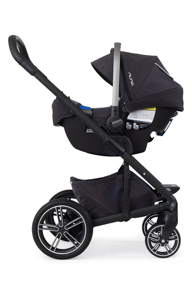NUNA MIXX<sup>™</sup> Stroller System & PIPA<sup>™</sup> Car Seat Set, Main, color, 410