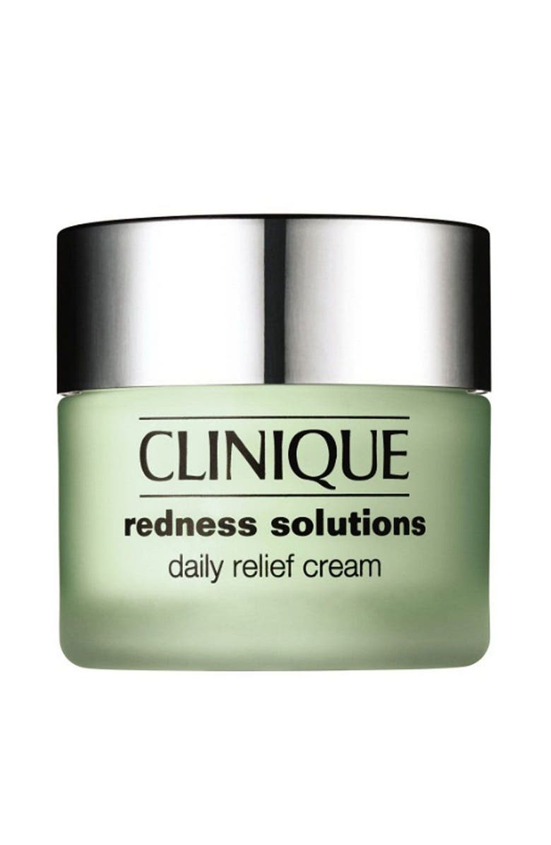 CLINIQUE Redness Solutions Daily Relief Cream with Microbiome Technology, Main, color, NO COLOR