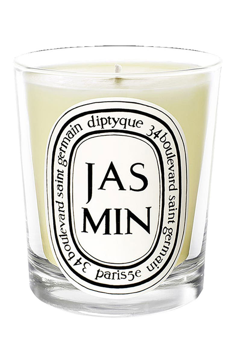DIPTYQUE Jasmin Mini Scented Candle, Main, color, No Color