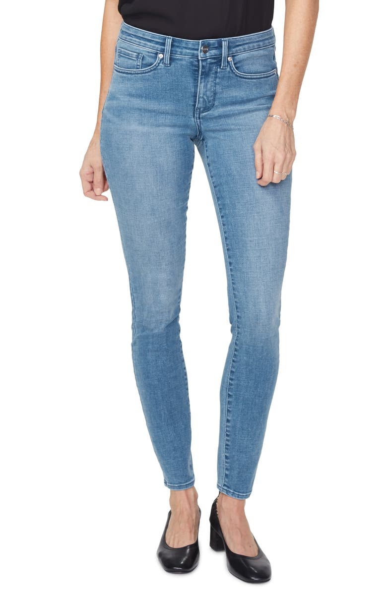 NYDJ Ami Ankle Jeans, Main, color, BRICKELL