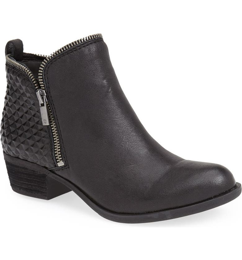 LUCKY BRAND 'Bartalino' Bootie, Main, color, 001