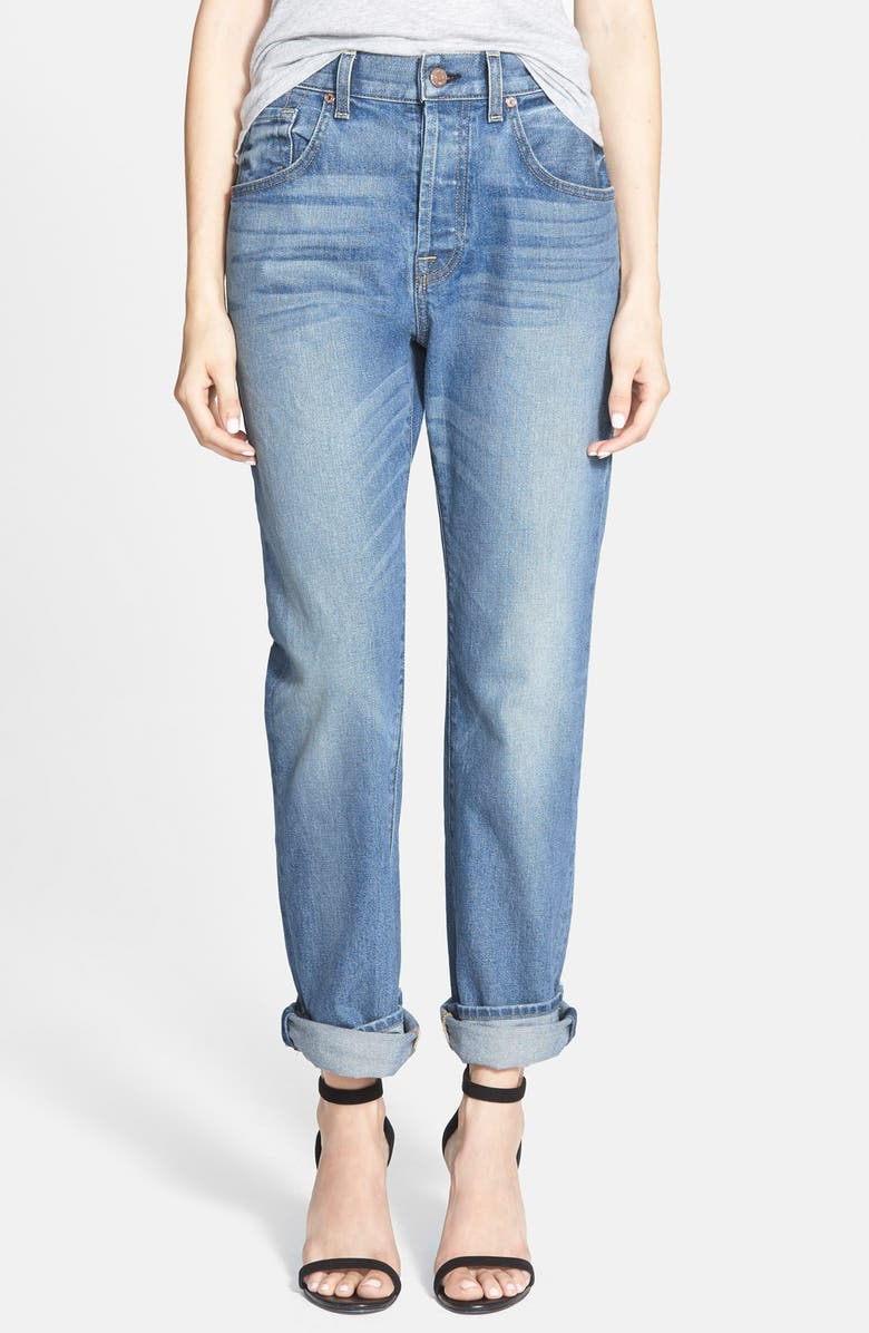 7 FOR ALL MANKIND<SUP>®</SUP> '1984' Boyfriend Jeans, Main, color, 400