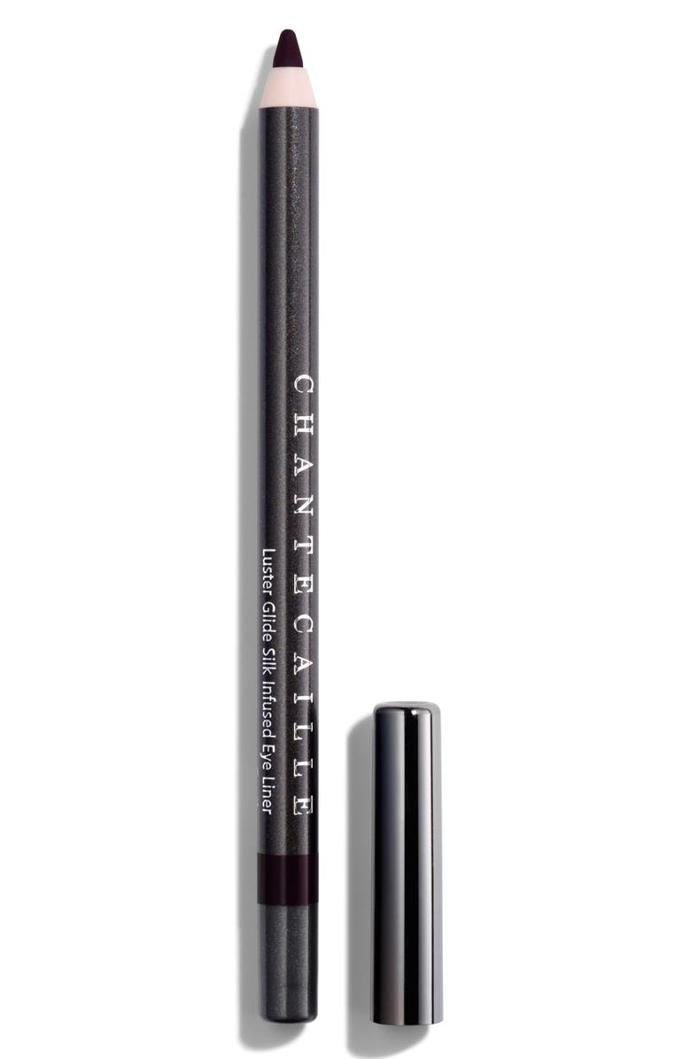 CHANTECAILLE Luster Glide Silk Infused Eyeliner, Main, color, RAVEN