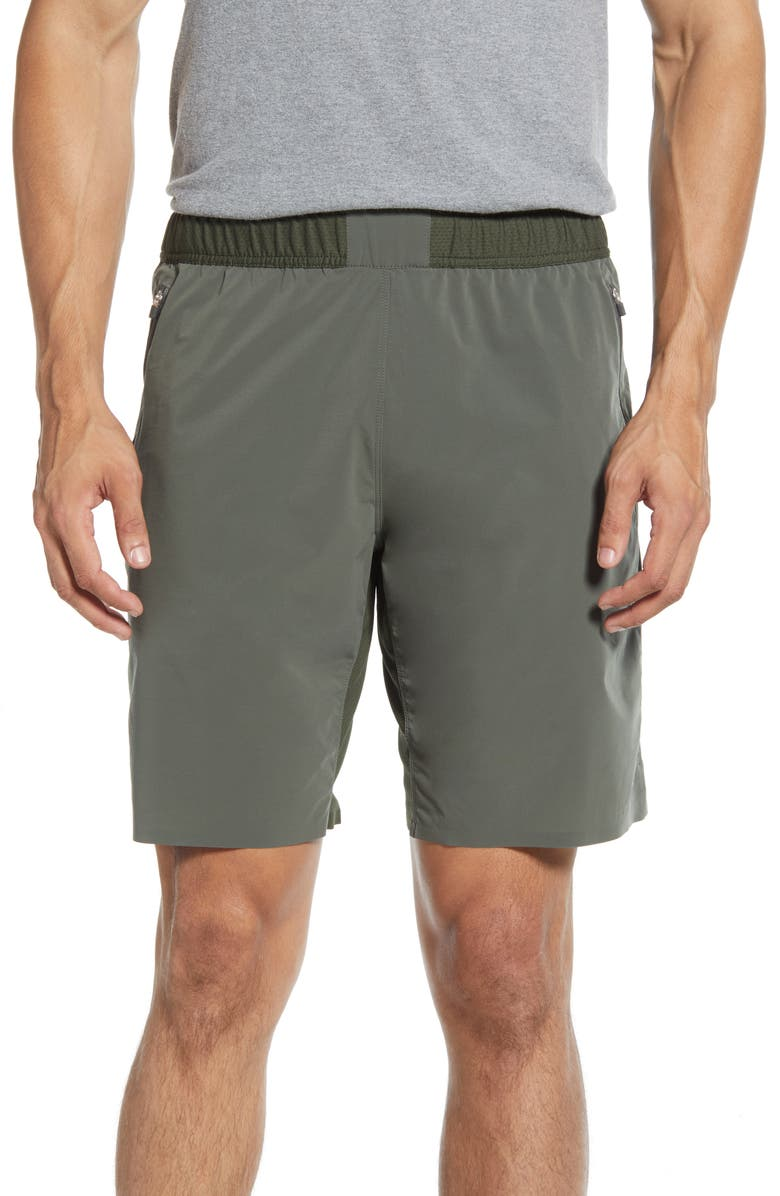 REIGNING CHAMP Hybrid CoolMax<sup>®</sup> Shorts, Main, color, 305