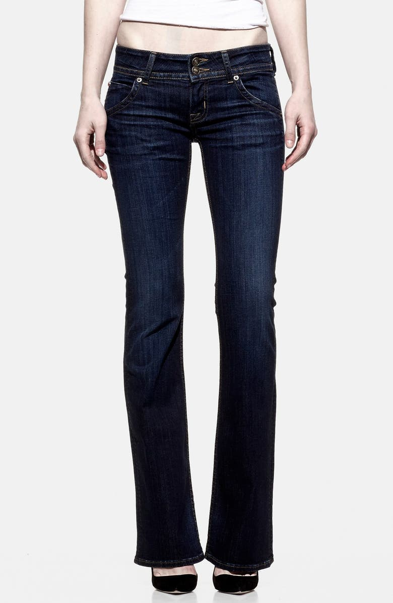 HUDSON JEANS Signature Bootcut Jeans, Main, color, SHIRLEY